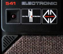 High Fidelity 541 Electronic