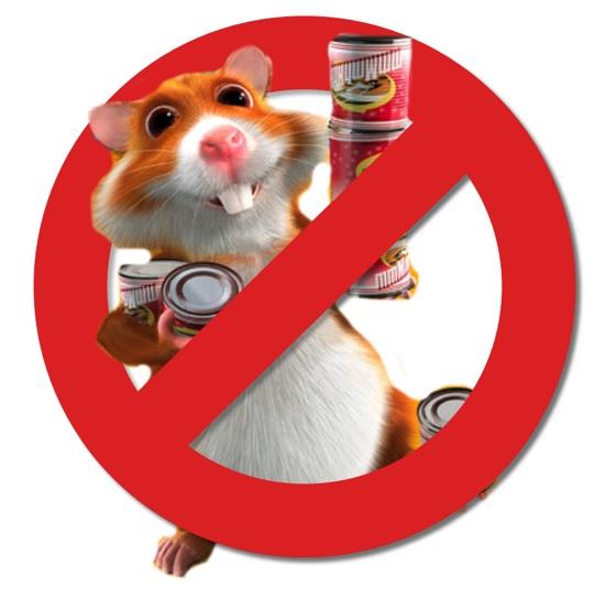 Niet Hamsteren!